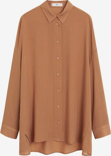 MANGO Blouse in de kleur Chamois, Productweergave