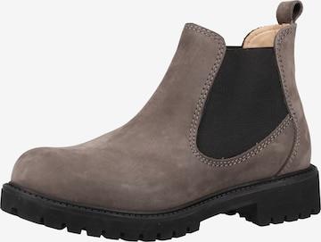 Darkwood Chelsea Boots in Grey