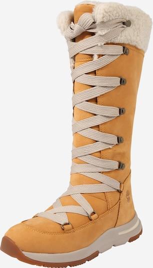 TIMBERLAND Stiefel 'Mabel Town WP Tall Mukluk' in hellbraun / gelb, Produktansicht