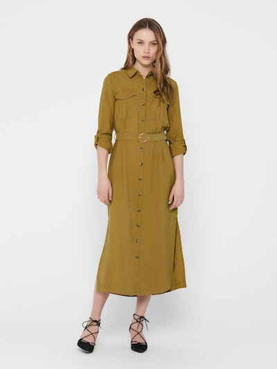 ONLY Kleid in khaki, Modelansicht