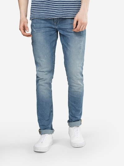 BLEND Jeans 'Jet Slim Taperd' in blue denim, Modelansicht