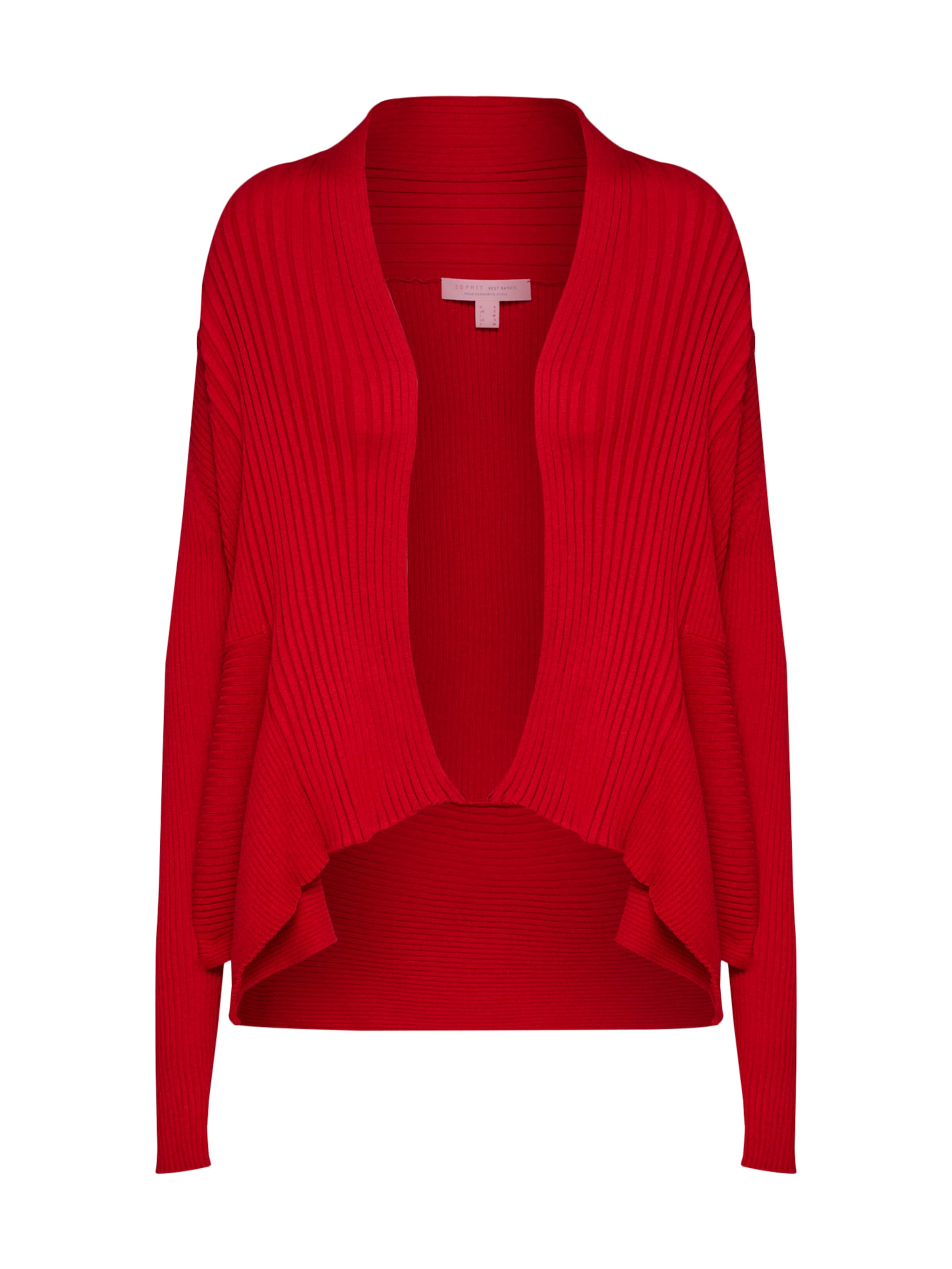 Esprit Esprit En Rouge Cardigan Cardigan cK13FJTl