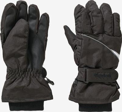 PLAYSHOES Handschuhe in schwarz, Produktansicht