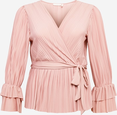 Guido Maria Kretschmer Curvy Collection Blouse 'Leona' in de kleur Rosa, Productweergave