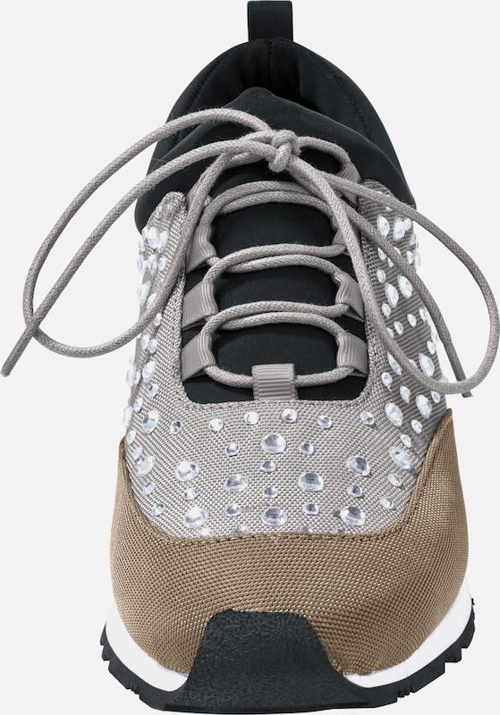 heine Sneaker mit Schmucksteine