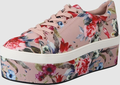 BUFFALO Sneakers laag 'Floral' in Gemengde kleuren