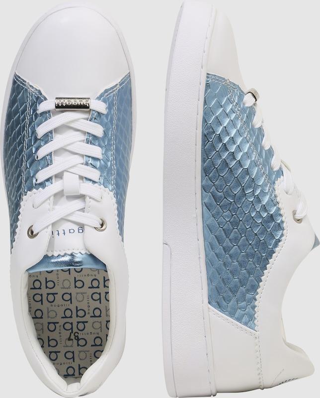 bugatti Sneaker mit Metallic-Look