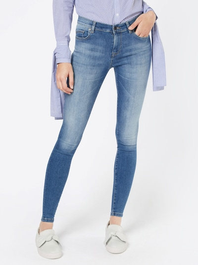 ONLY Jeans 'SHAPE REA088' in blue denim, Modelansicht