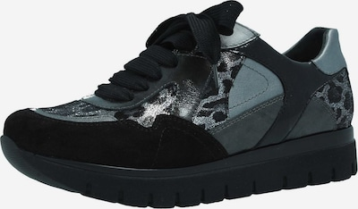 SEMLER Sneakers in schwarz, Produktansicht