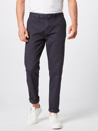 Chino stiliaus kelnės 'Stuart' iš SCOTCH & SODA , spalva - nakties mėlyna: Vaizdas iš priekio