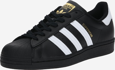 ADIDAS ORIGINALS Sneakers low in black / white, Item view
