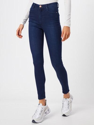 Dorothy Perkins Jeans in blue denim, Modelansicht