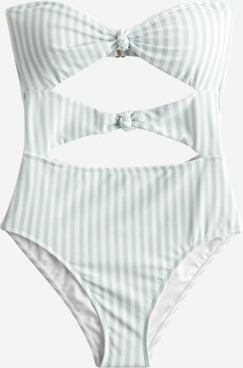HOLLISTER Plavky - modrá / bílá, Produkt