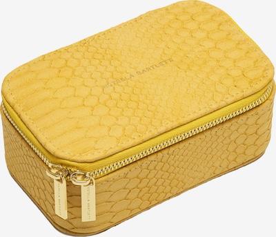 Estella Bartlett Schmuckbox in gelb, Produktansicht