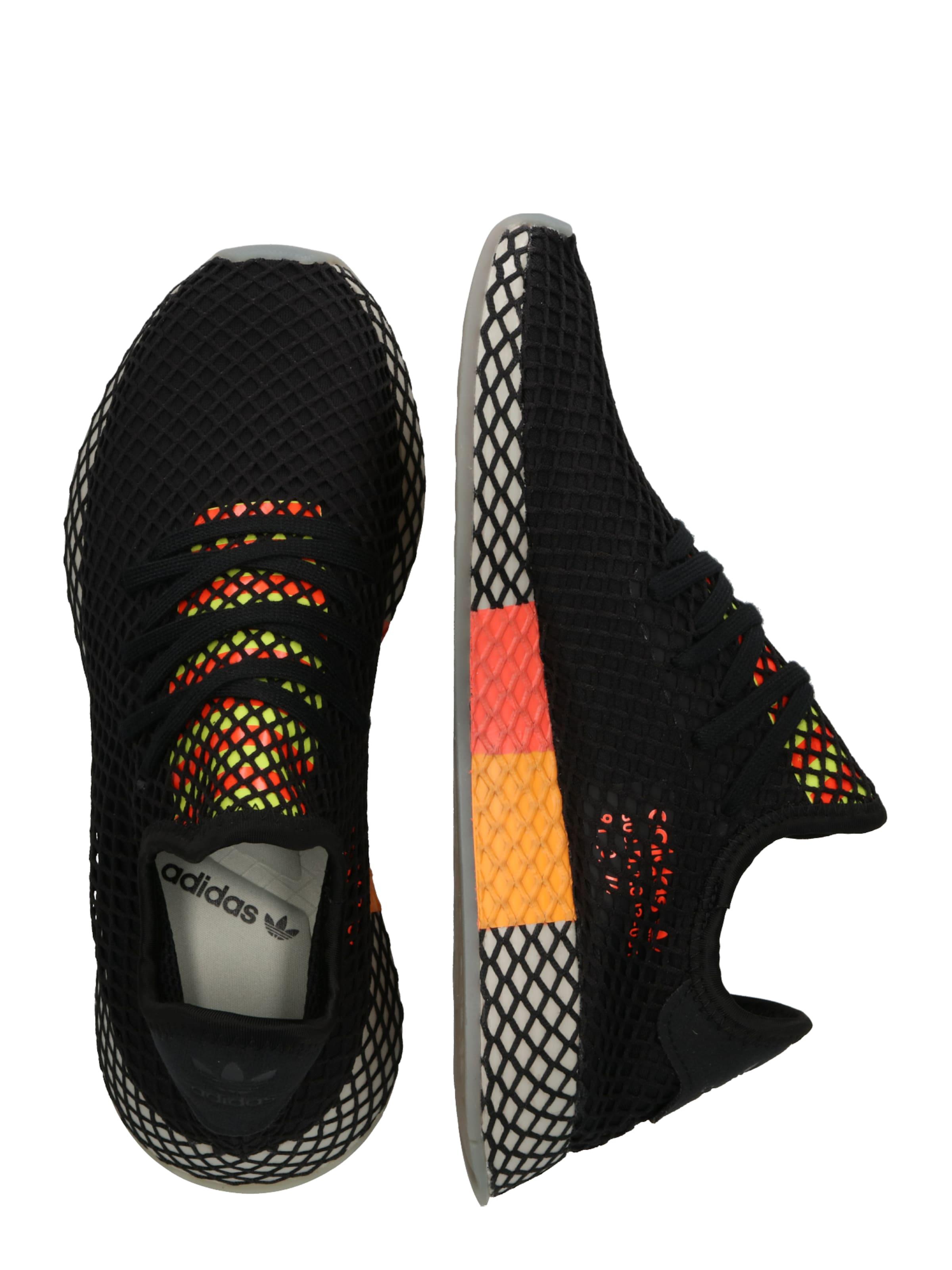 Originals Sneaker Runner' 'deerupt Adidas In Schwarz n80wmN
