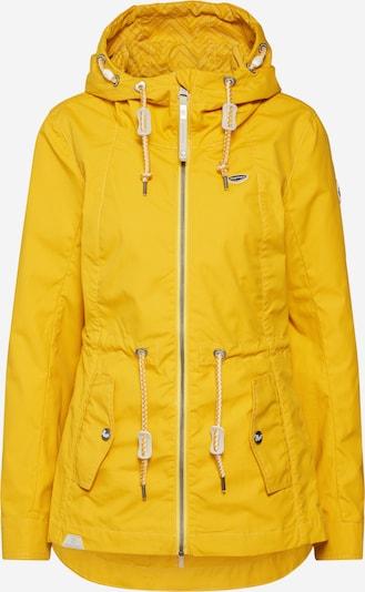 Ragwear Übergangsjacke 'Monadis' in gelb, Produktansicht