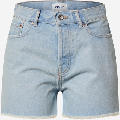 ONLY Shorts 'ONLJOSIE LIFE HW LB DNM SHORTS' in blue denim, Produktansicht