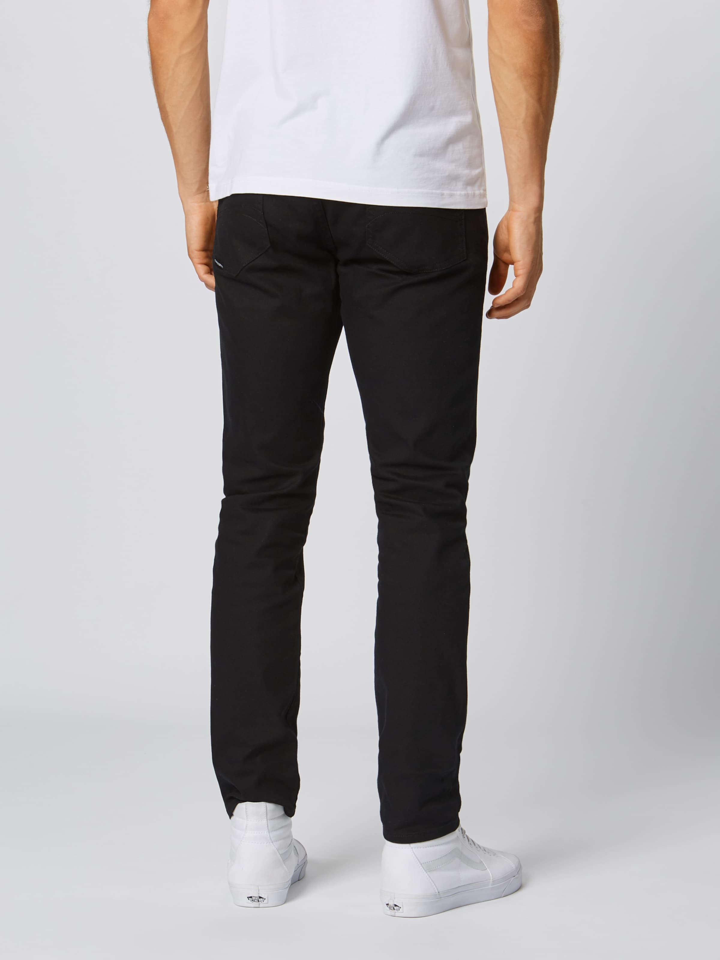 In Denim Superdry 'tyler' Jeans Black XZPkuOiT