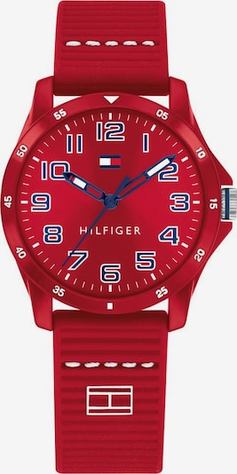 TOMMY HILFIGER Uhr 'Casual, 1791690' in rot, Produktansicht