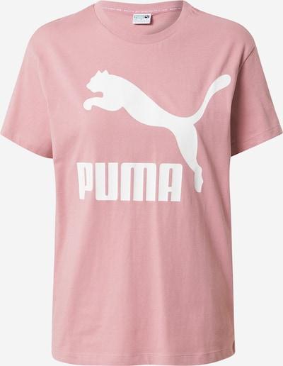 PUMA Koszulka funkcyjna w kolorze różowy pudrowy / białym, Podgląd produktu
