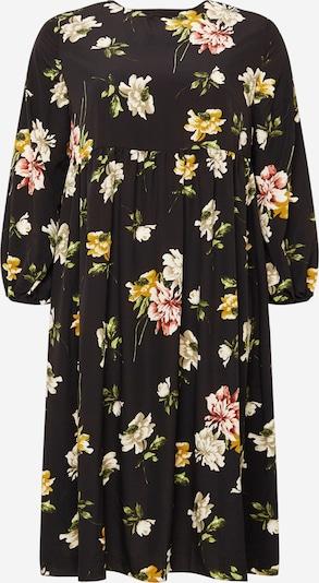 GLAMOROUS CURVE Kleid in mischfarben / schwarz, Produktansicht