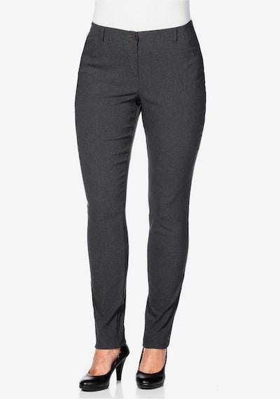 SHEEGO Kalhoty - tmavě šedá, Model/ka
