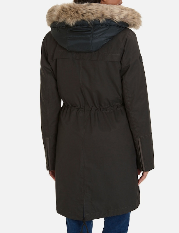 Gil Bret Winter Jacket Hooded Raustrennbarer Interior Jacket