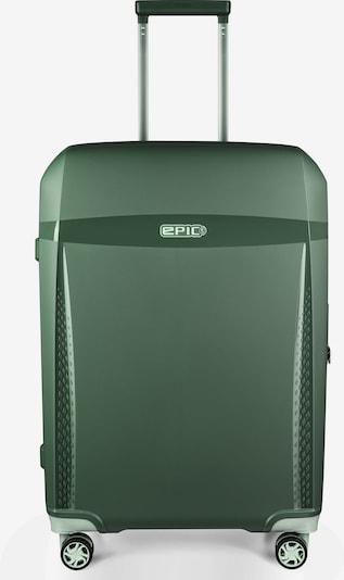 Epic Trolley in grün / dunkelgrün / schwarz, Produktansicht