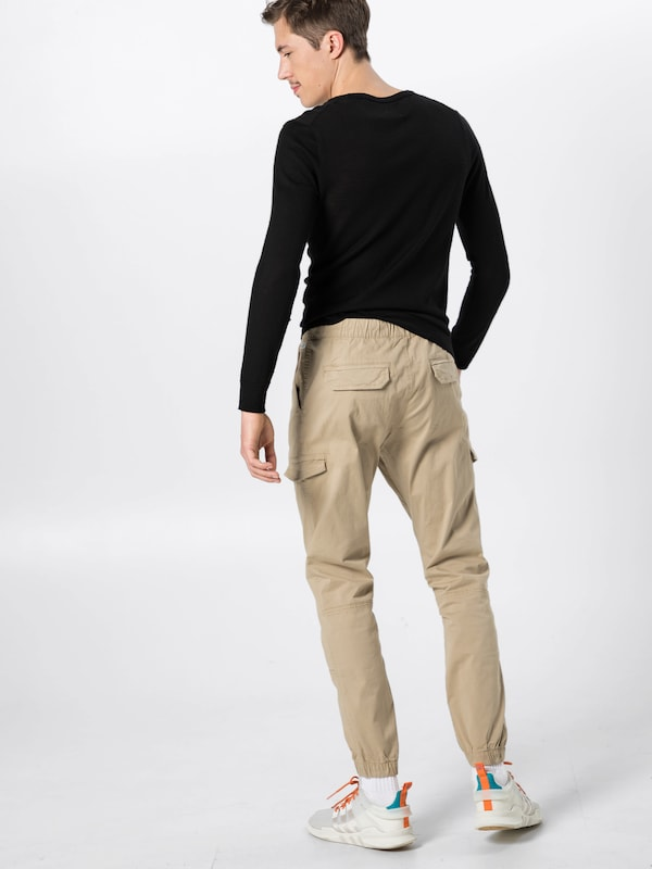 Jeans Cargo Pantalon Crème En Indicode 'levy' xWrdoeCB