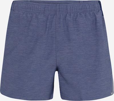 NIKE Sportbroek in de kleur Blauw, Productweergave