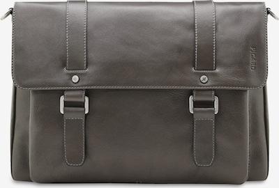 Picard 'Buddy' Business-Tasche Leder 37 cm in grau / graphit, Produktansicht