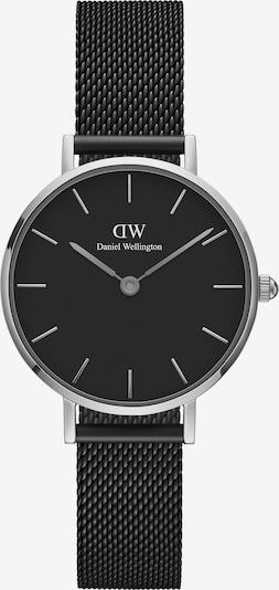 Daniel Wellington Uhr 'Ashfield' in schwarz, Produktansicht