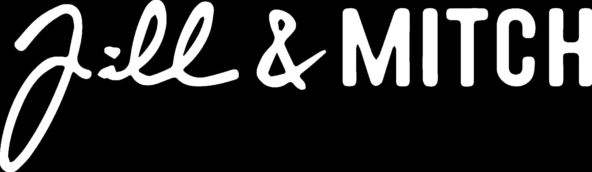 Jill & Mitch Logo