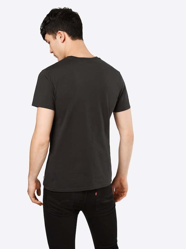 Tee-shirt Graphique De Marque De Levi