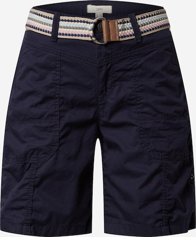 ESPRIT Shorts in navy, Produktansicht