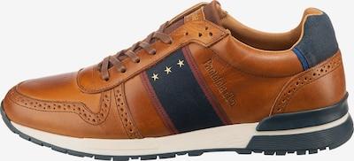 PANTOFOLA D'ORO Sneakers in braun, Produktansicht