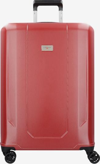 Hardware Trolley 'Airtech M 4-Rollen' in rot, Produktansicht