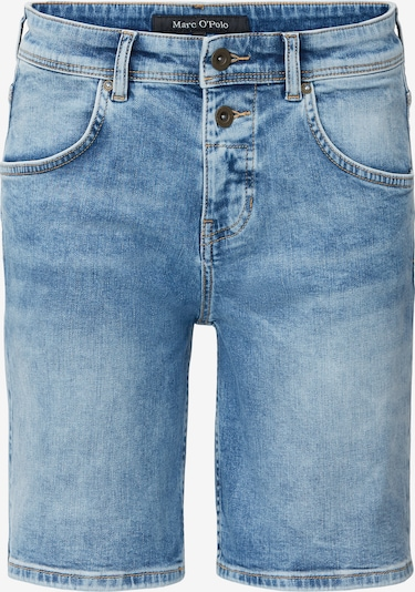 Marc O'Polo Shorts 'Theda' in blue denim, Produktansicht