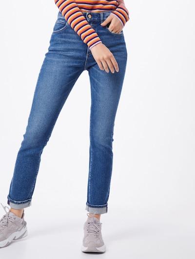 Jeans 'NENEH Hose' REPLAY pe denim albastru: Privire frontală