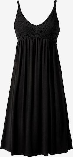 Aniston CASUAL Sommerkleid in schwarz, Produktansicht