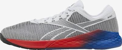 REEBOK Sportschoen in de kleur Blauw / Rood / Zwart / Wit, Productweergave
