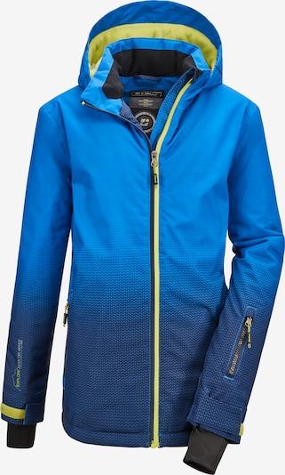 KILLTEC Športna jakna 'Lynge' | kraljevo modra / temno modra barva, Prikaz izdelka