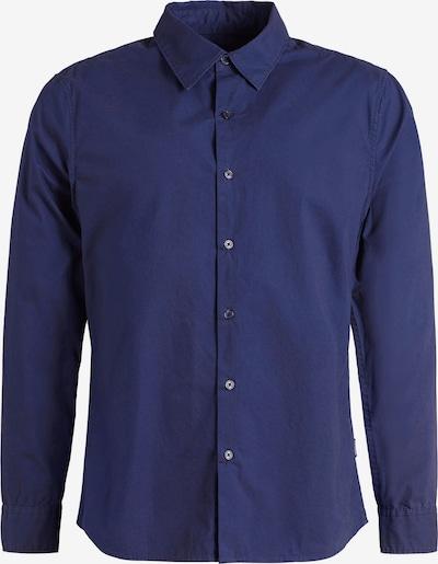 khujo Hemd 'WAITE' in blau, Produktansicht