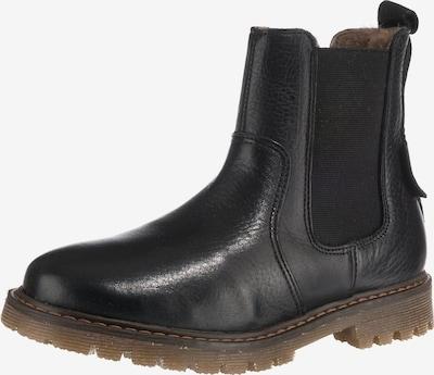 BISGAARD Chelsea Boots in schwarz: Frontalansicht