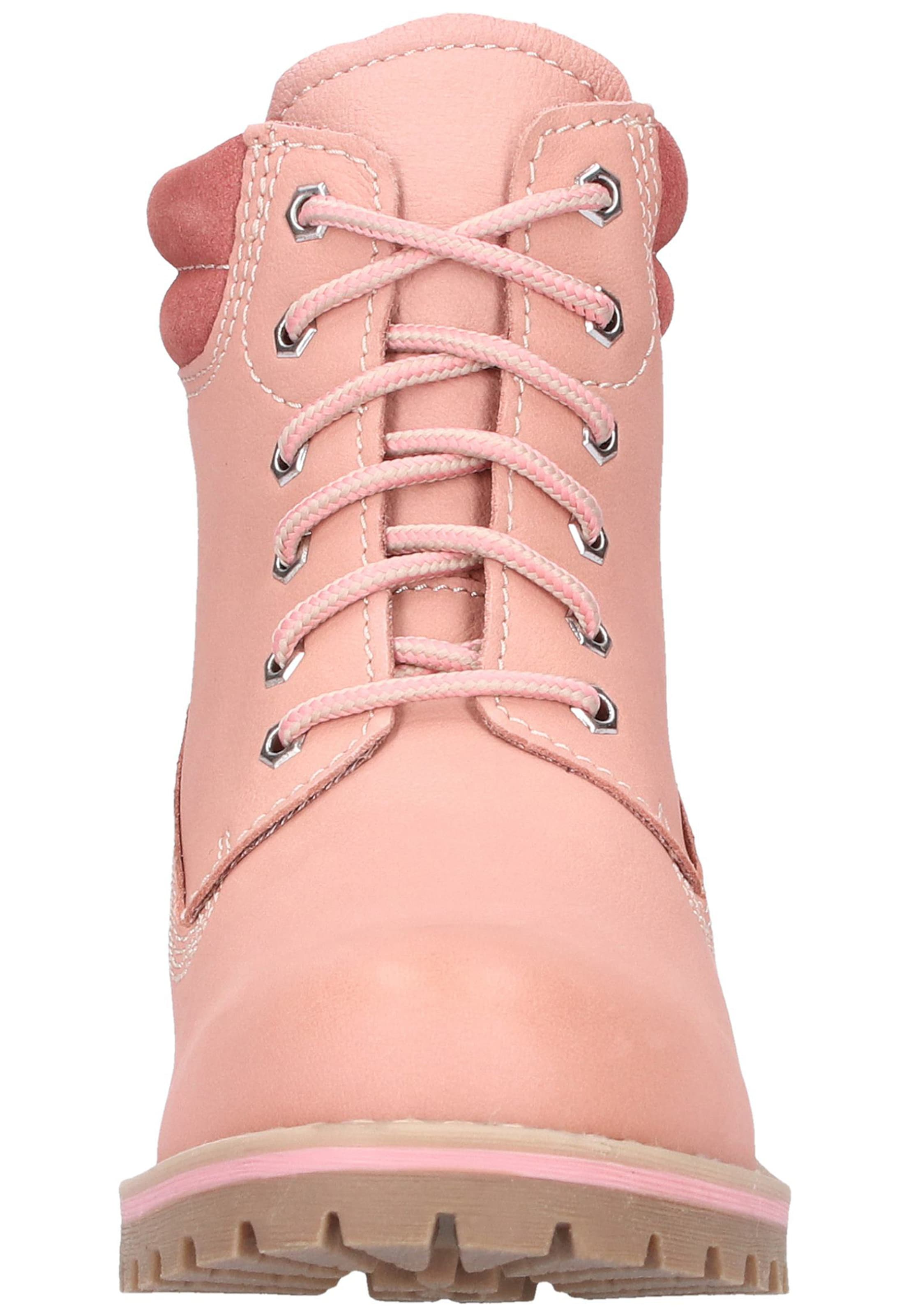 En À Lacets Bottines Tozzi Rose Marco 2EHDIW9