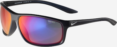 NIKE Sports sunglasses 'ADRENALINE E CW4680' in Black / Silver, Item view