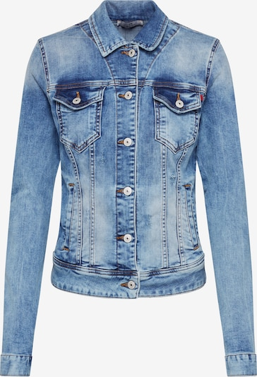 LTB Jeansjacke 'Dean x Jacket' in blue denim, Produktansicht