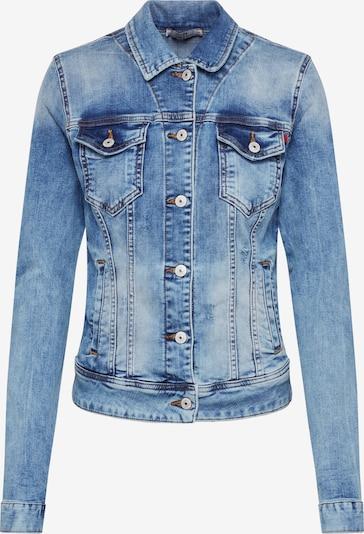 LTB Tussenjas 'Dean x Jacket' in de kleur Blauw denim, Productweergave