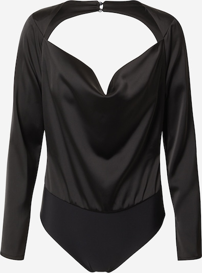Unique21 Blouse body in de kleur Zwart, Productweergave