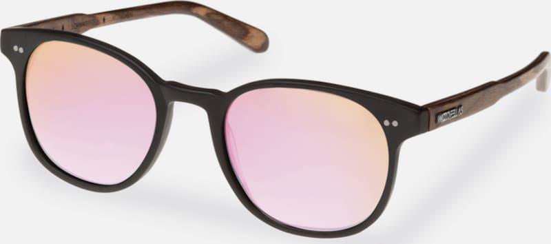 Wood Fellas Sunglasses With Uv 400 Sunscreen
